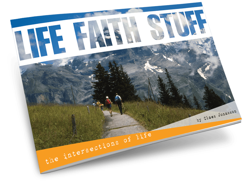 Life Faith Stuff -ebook by Claes Jonasson