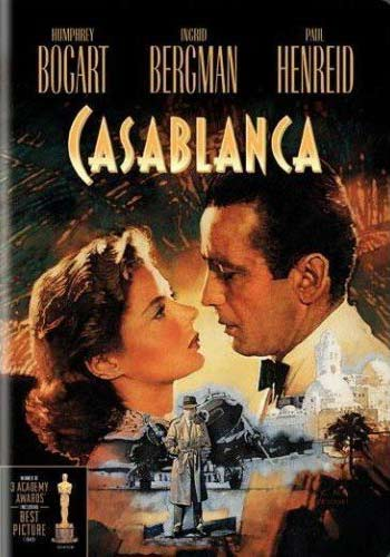 Casablanca DVD cover