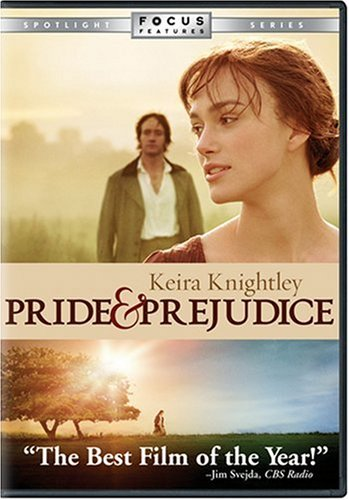 Pride and Prejudice 2005 version