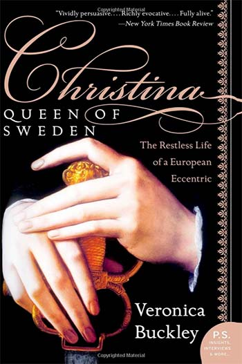 Queen Christina book by Veronica Buckley