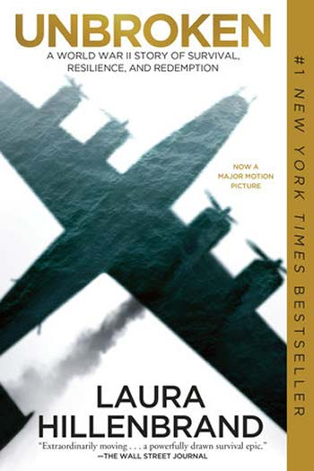 Unbroken book by Laura Hillenbrand
