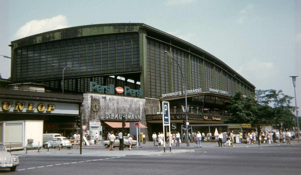 Berlin Bahnhof Zoo