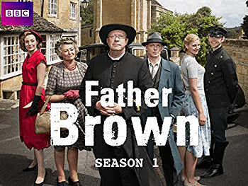Father Brown cast picture