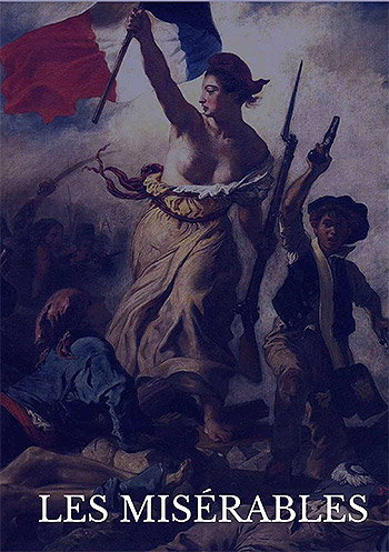 "Book cover of ""Les Miserables"""