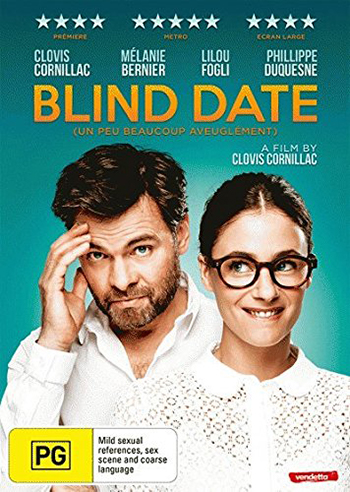 "Poster for ""Blind Date"""