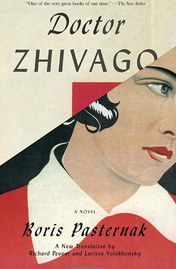 Doctor Zhivago book cover