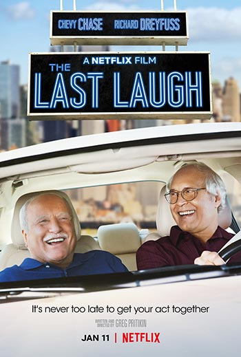 movie poster for Last Laugh