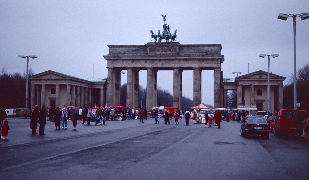 Berlin: Brandenburger Tor