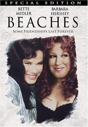 Beaches movie poster